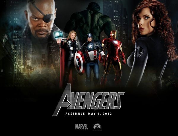 Competition The Avengers