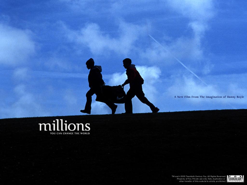 Danny Boyle : Millions, la parenthèse enchantée