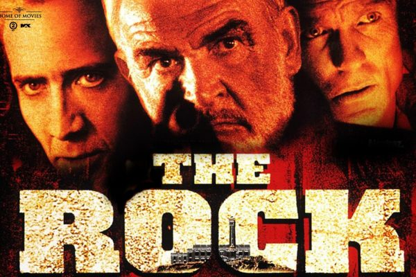 Inconsistency screenwriter : Episode 1 : The Rock