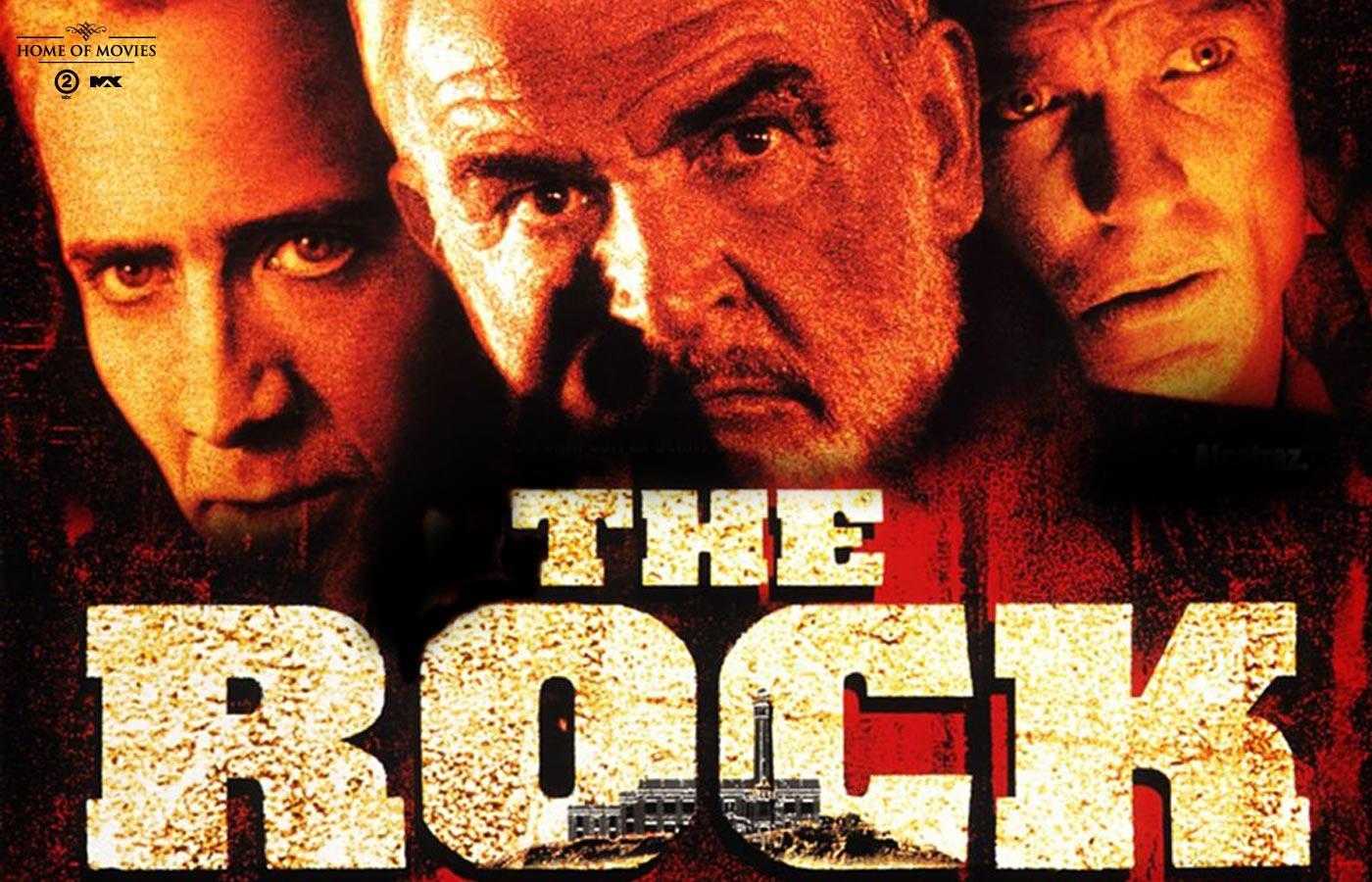 Incohérence scénariste : Épisode 1 : The Rock