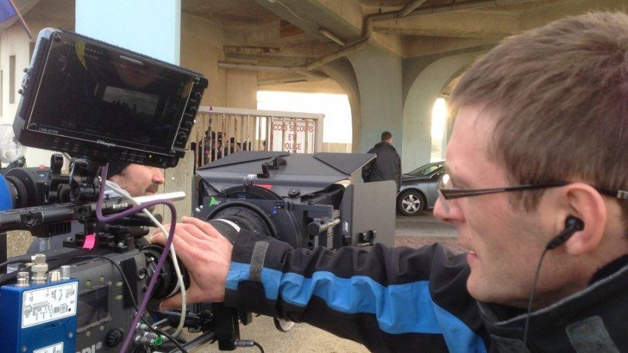 Interview Julien Richez, 1er Assistant caméra Partie1