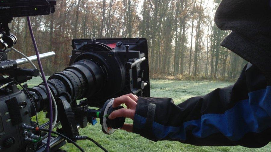 Interview Julien Richez, 1er assistant caméra Partie2
