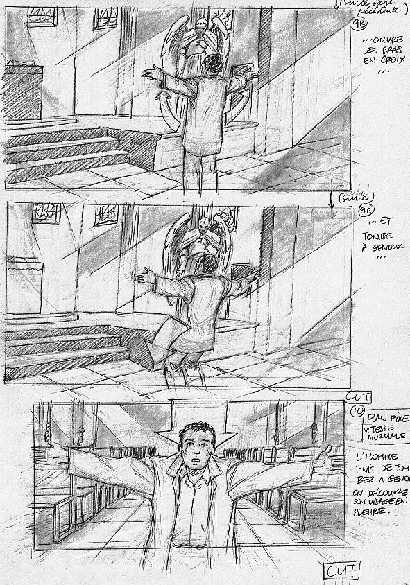 Le Storyboard
