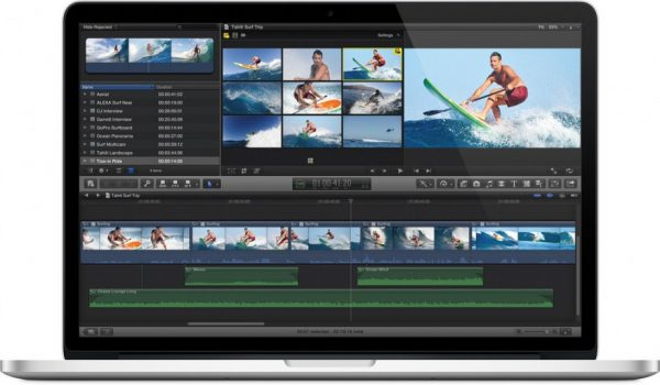The different video editing software and their features in the respective (part 1)
