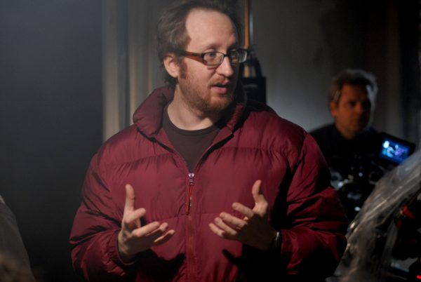 The close-up shots of James Gray