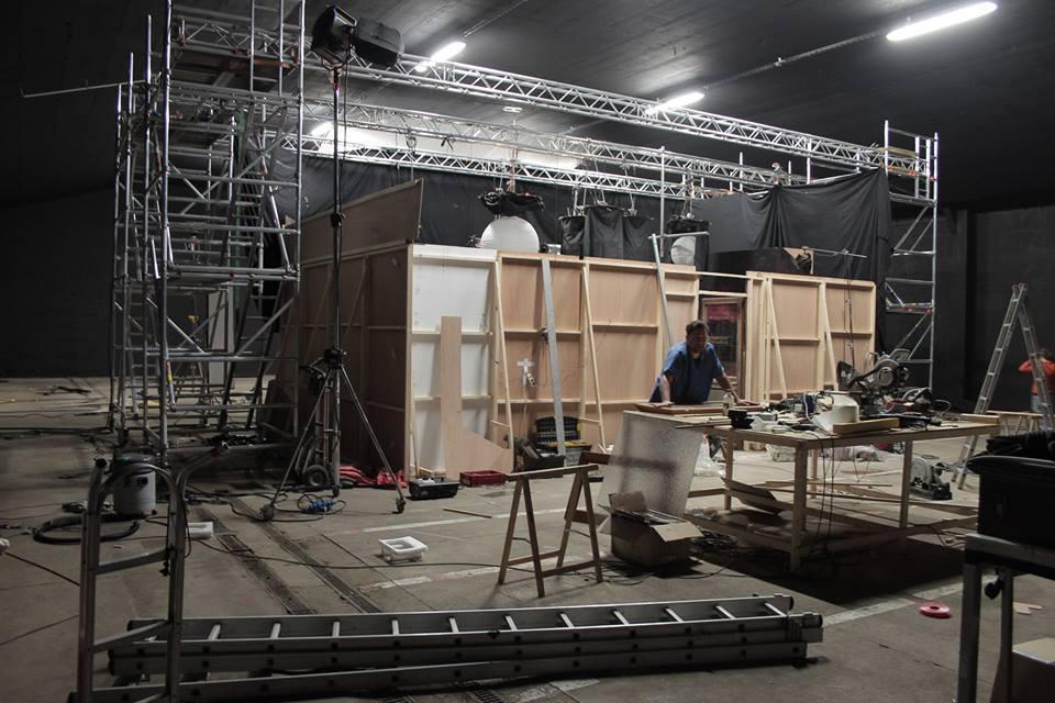 Olivier Lamy, sa boîte de prod et ses studios