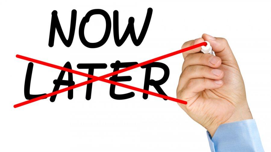 procrastiner…cette procrastination qui nous pourrit la vie