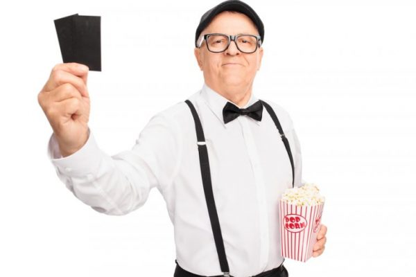 pbsr, or will the money of a cinema ticket