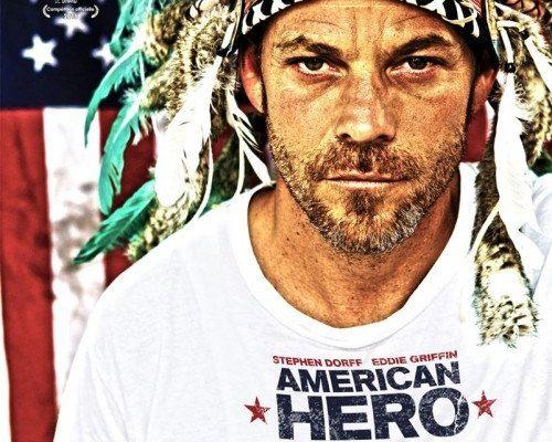 "the"" AMERICAN HERO "" : the attraction Stephen Dorff"