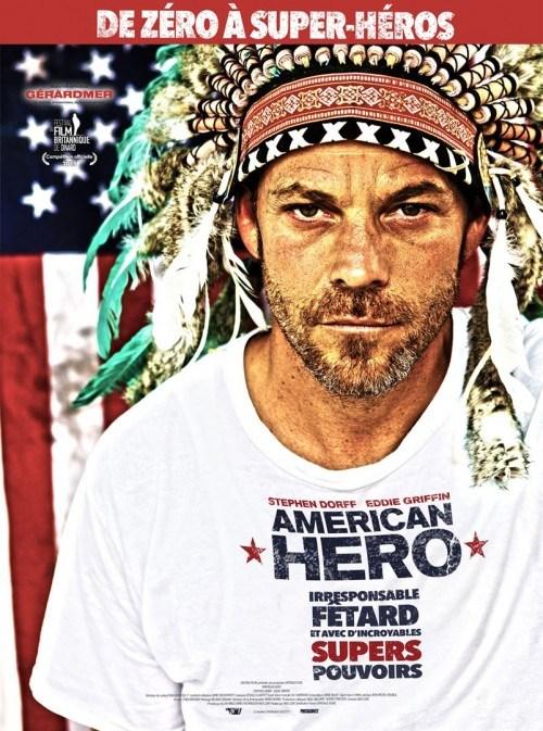 « AMERICAN HERO » : l'attraction Stephen Dorff