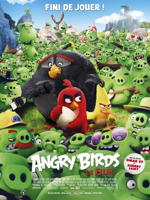 « ANGRY BIRDS THE MOVIE » : l'anthropomorphisme réducteur
