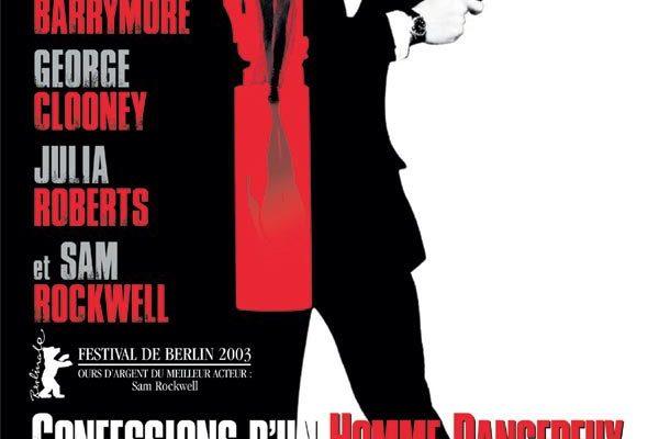 CHARLIE KAUFMAN: CONFESSIONS Of A DANGEROUS MAN (2002)