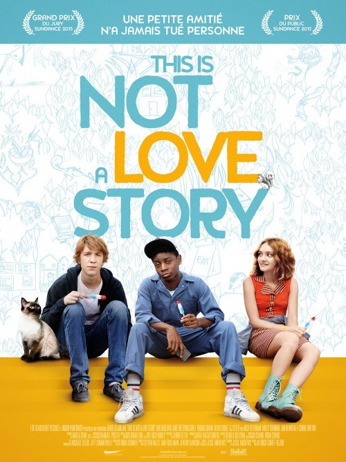 [REVIEW #1] THIS IS NOT A LOVE STORY