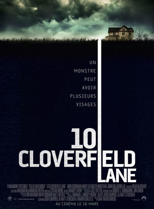 [CRITIQUE] 10 CLOVERFIELD LANE