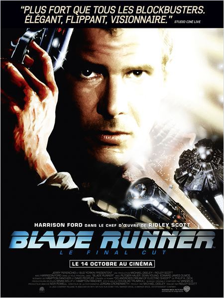 [CRITIQUE 2] BLADE RUNNER (1982)
