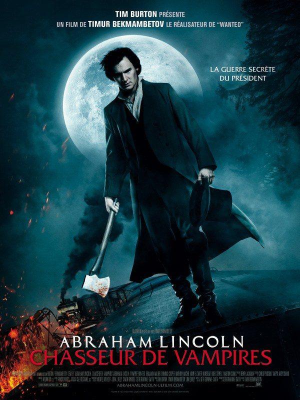 [critical] Abraham Lincoln – Vampire Hunter