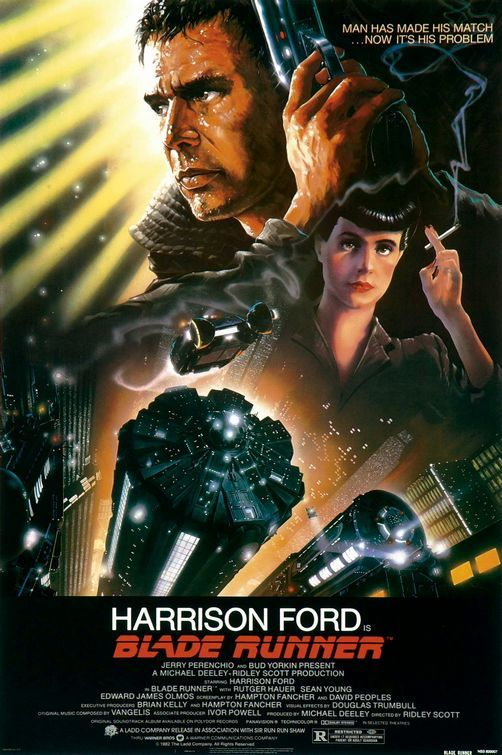 [CRITIQUE] BLADE RUNNER (1982)