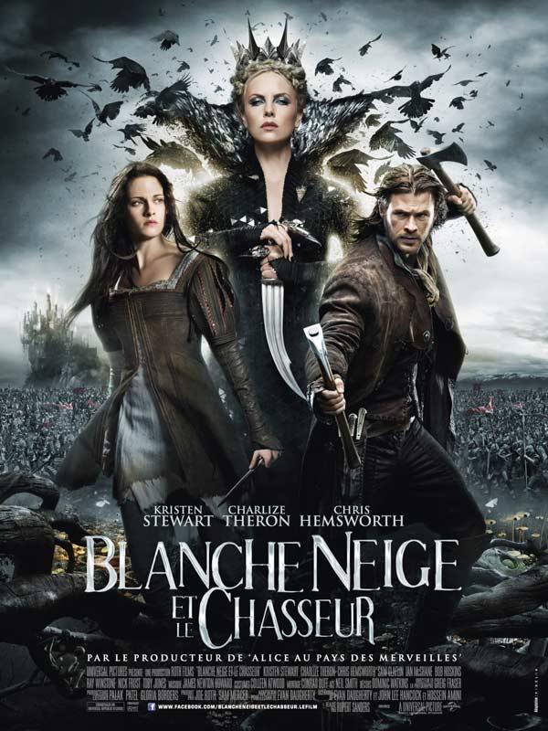 [critique] Blanche-Neige et le Chasseur