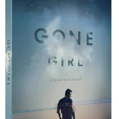 [CRITICAL BLU-RAY] GONE GIRL