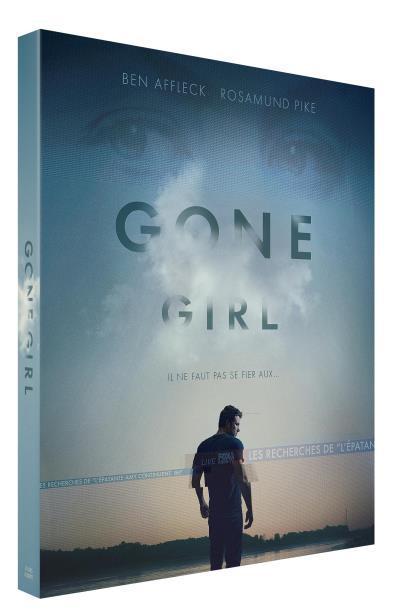 [CRITICAL BLU-RAY] GONE GIRL