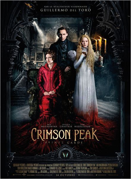 [CRITIQUE] CRIMSON PEAK