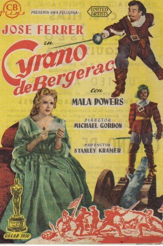 [critical] Cyrano De Bergerac (1950 – vost)