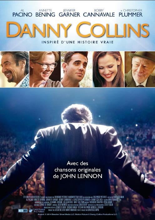 [CRITIQUE E-CINÉMA] DANNY COLLINS