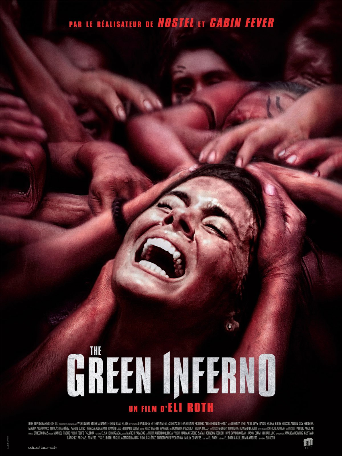[CRITIQUE E-CINEMA] THE GREEN INFERNO