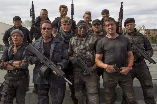 [critical] the Expendables 3