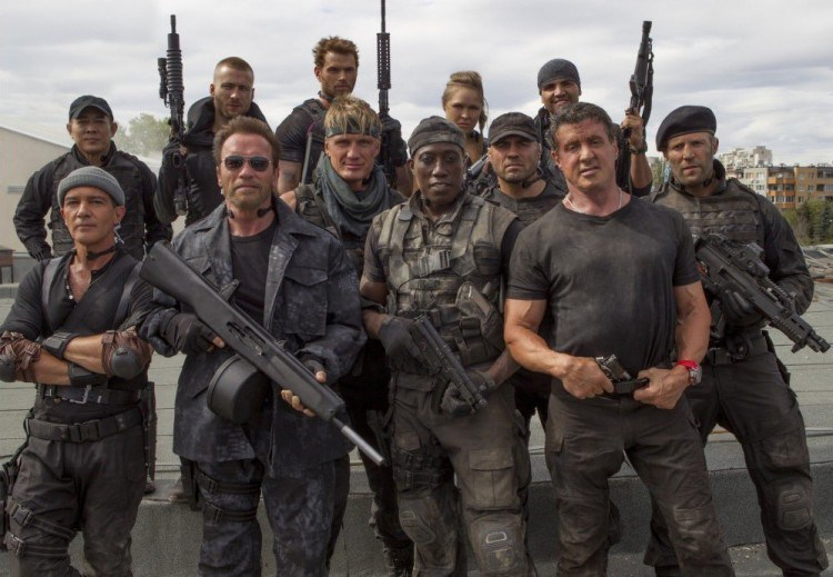 [critique] Expendables 3