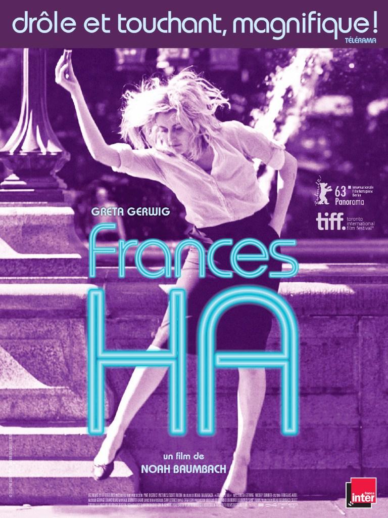[critique] FRANCES HA