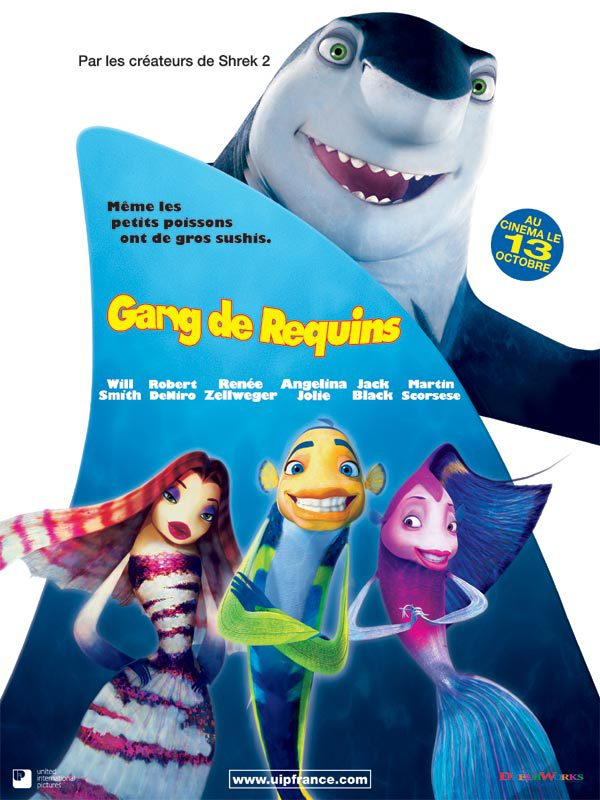 [critique] GANG DE REQUINS