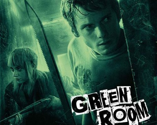 [CRITICAL] the GREEN ROOM