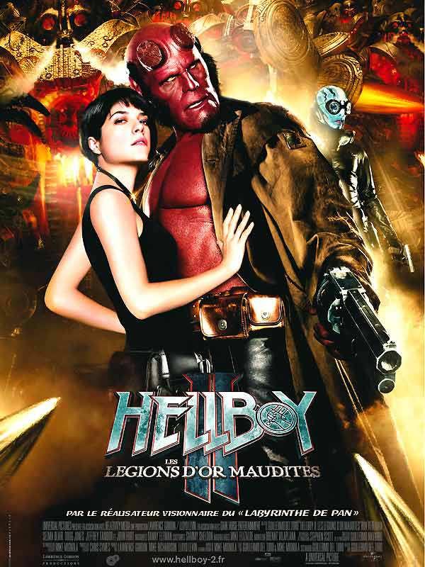 [critique] Hellboy II : Les Légions d'Or Maudites
