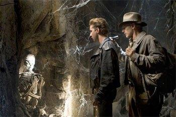 [critique] Indiana Jones Et Le Royaume Du Crâne De Cristal