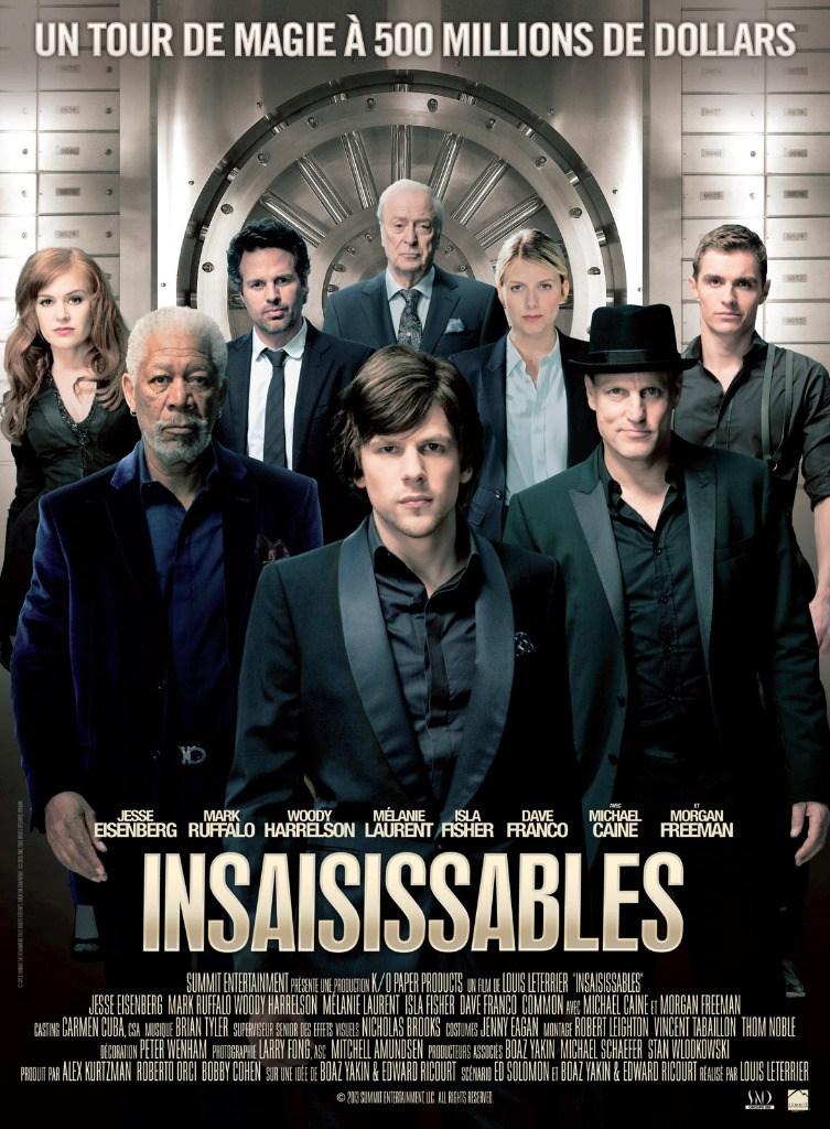 [critique] INSAISISSABLES