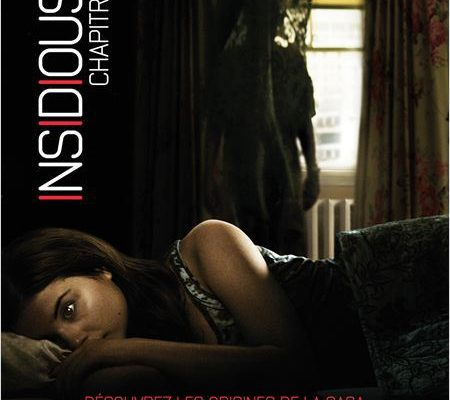 [CRITICAL] INSIDIOUS : CHAPTER 3