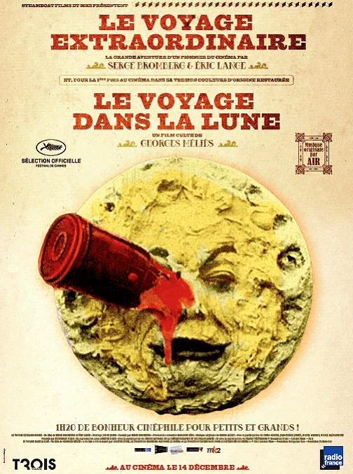 [critique] Le Voyage Dans La Lune