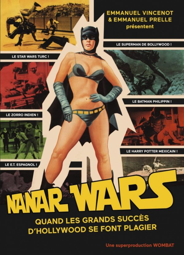 [CRITICAL BOOK] NANAR WARS – When the large success of Hollywood are plagiarizing