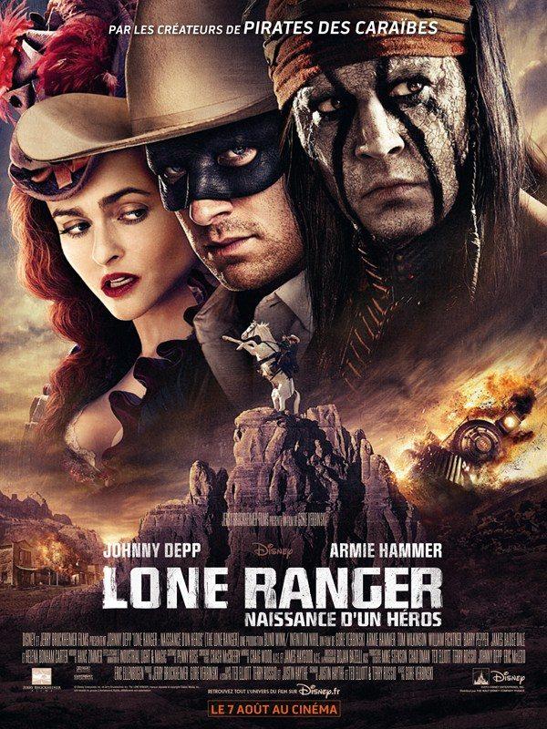 [critical] LONE RANGER – BIRTH Of A HERO