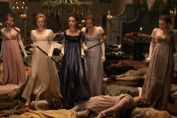 [CRITICAL] PRIDE AND PREJUDICE AND ZOMBIES