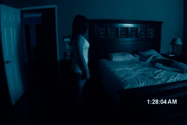 [critical] PARANORMAL ACTIVITY