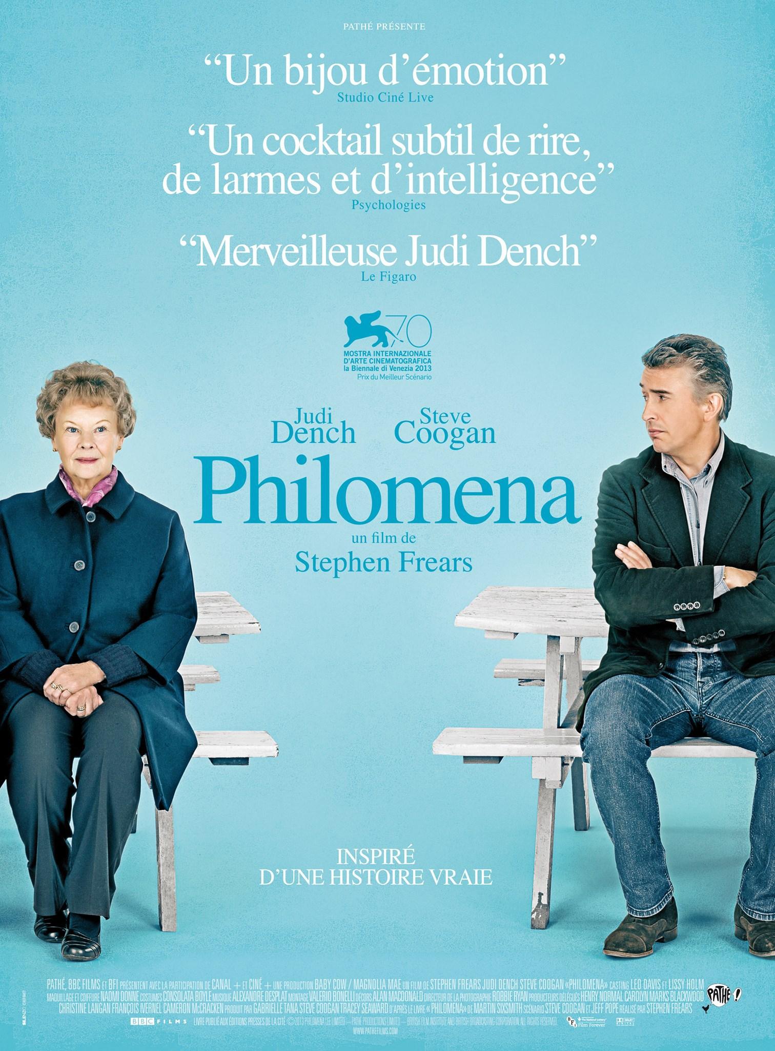 [critique] PHILOMENA