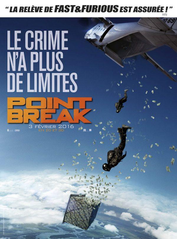 [CRITICAL] POINT BREAK (2016)