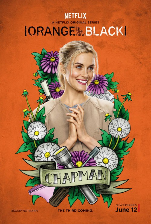 [CRITICAL SERIES] ORANGE IS THE NEW BLACK – SEASON 1,2 and 3