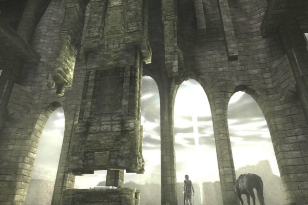 [critical] SHADOW OF THE COLOSSUS (video game)