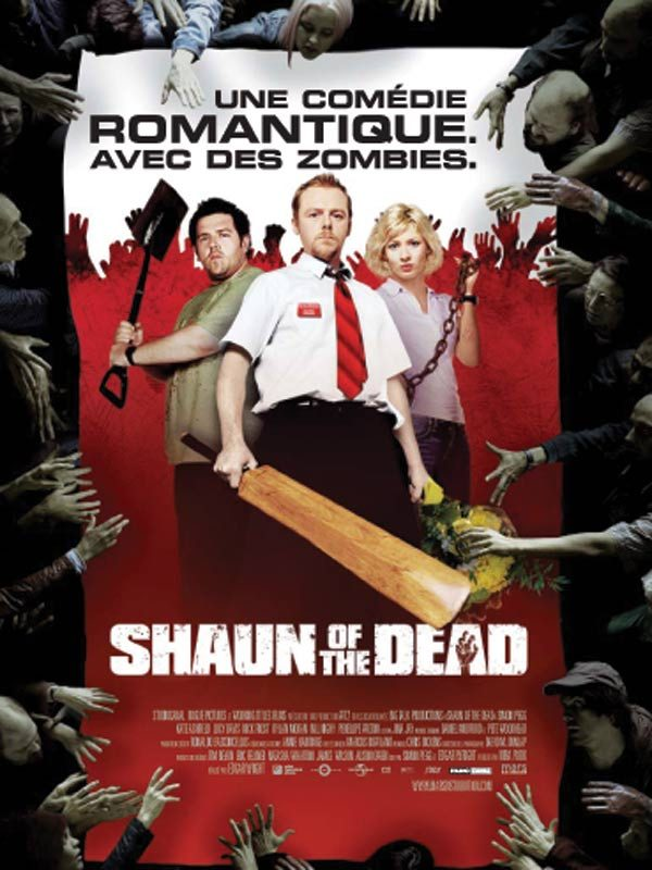[critique] Shaun Of The Dead