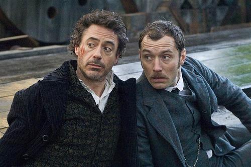 [critique] Sherlock Holmes