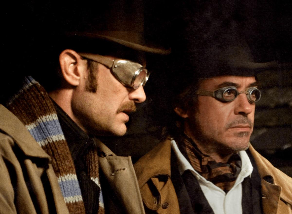 [critique] Sherlock Holmes 2 – Jeu d'Ombres