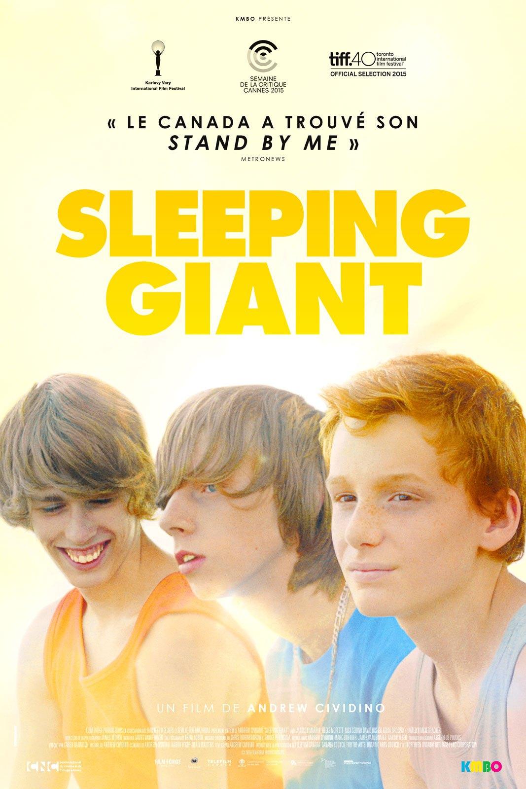 [CRITIQUE] SLEEPING GIANT
